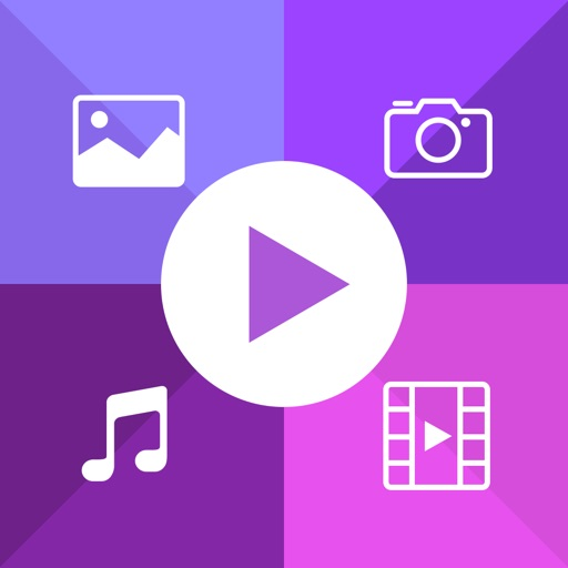 Video Frame Editor & Photo Collage Maker