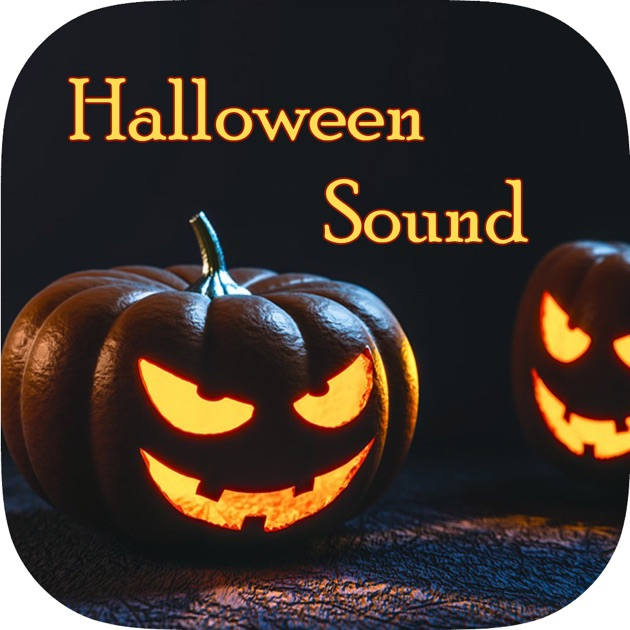 Halloween Sounds - Scary HALLOWEEN , Scary Sounds on the App Store