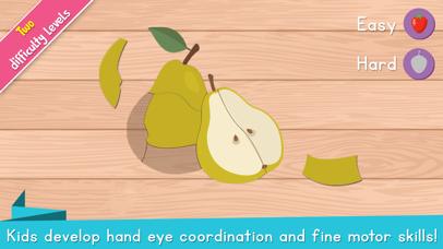 download Foods Puzzle for Kids indir ücretsiz - windows 8 , 7 veya 10 and Mac Download now
