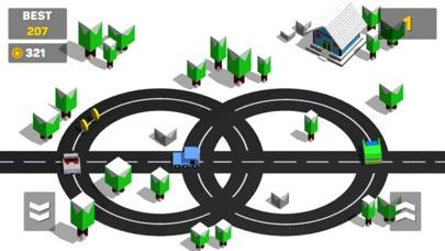 Circle Crash Car Screenshot