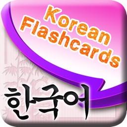 Learn Korean Vocabulary | Korean Flashcards