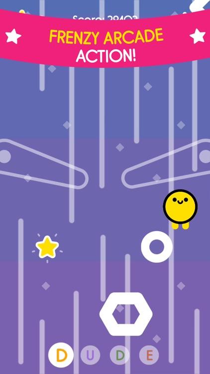 Dude Ball - Endless Pinball Arcade screenshot-3
