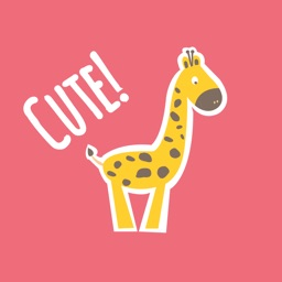 Super Cute Baby Animals Stickers