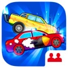 2 Player Car Race Games. Demolition derby car - iPhoneアプリ