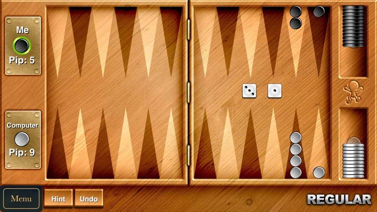 Backgammon - Classic Dice Game screenshot-1