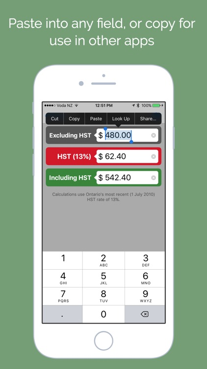 Hst Tax Calculator >> Ontario Sales Tax Calculator Hst Gst Pst By Chewy Applications