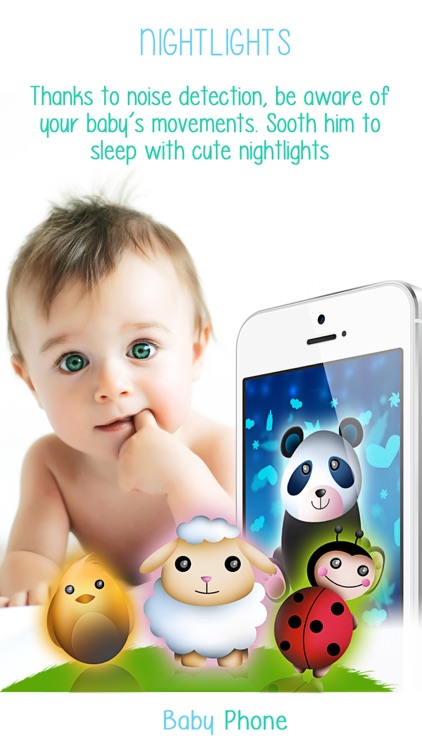 Baby Monitor Pro: Universal video surveillance screenshot-3