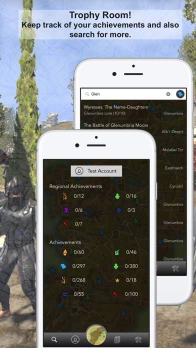Screenshot for The ESO App in United States App Store