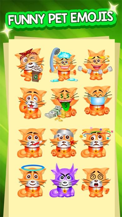 PetMoji - Kitty Emoji & Stickers App Report on Mobile Action
