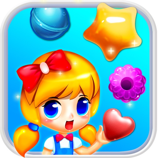 Candy Star - Match 3 Games iOS App
