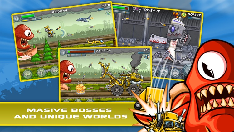 Destructopus: Total Rampage screenshot-4