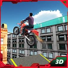 Activities of Motorbike Roof Jumping Stunts & Pro Driver Sim