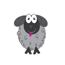 Sheep Cute - Emoji And Stickers