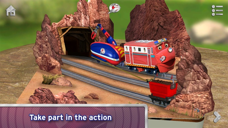 Chug Patrol: Ready to Rescue - Chuggington Book screenshot-3