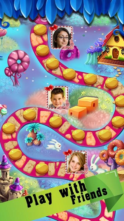 Tasty treats fruit on match 3 game screenshot-4