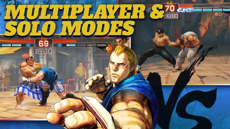 Street Fighter IV Champion Edition screenshot-4