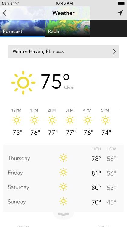 News Chief, Winter Haven, FL screenshot-3