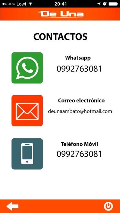 DE UNA TIENDA ONLINE screenshot 3