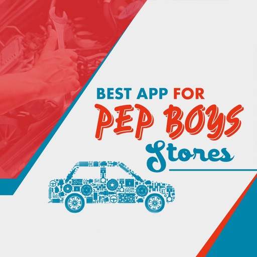 Best app for Pep Boys Stores