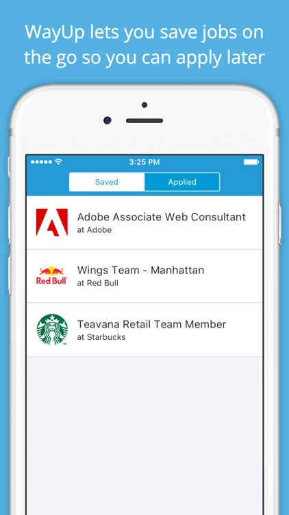 WayUp Jobs - Job Search for Students