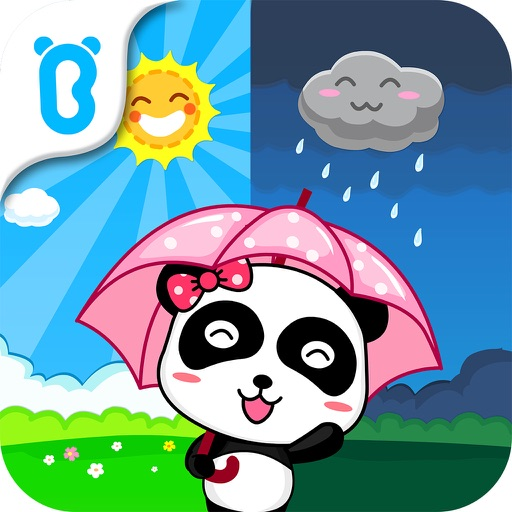 Baby Learns the Weather - Educational Game iOS App