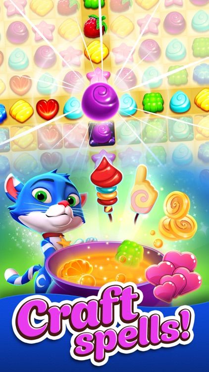 Crafty Candy - Match 3 Puzzle Game