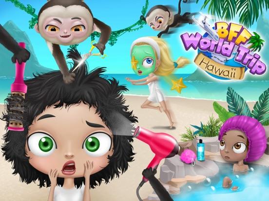BFF World Trip Hawaii screenshot 10