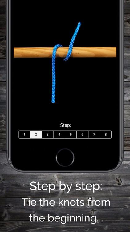 Knots: Boating and Sailing screenshot-3