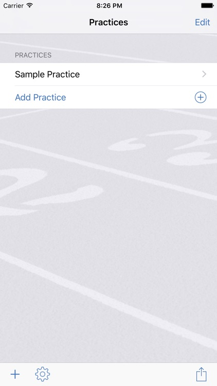 InfiniteTrack Practice Planner screenshot-0
