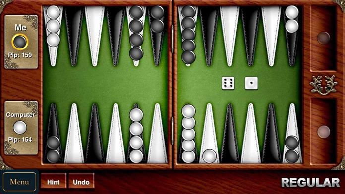 Backgammon - Classic Dice Game Screenshot