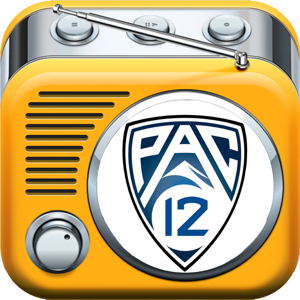 PAC 12 College Football Radio - Live Games app