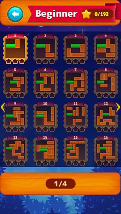 ブロックエスケープ - 脳トレに最適な簡単パズルのゲーム紹介画像3