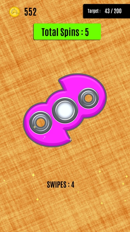 Fidget Spinner Simulator 2017 screenshot-3