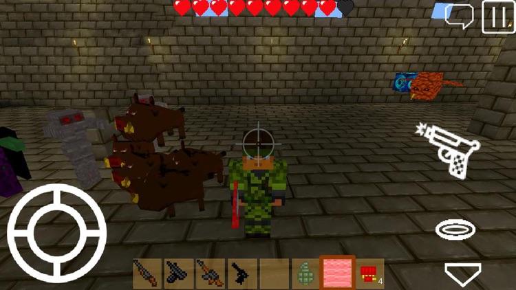 Pixel Block Gun 3D screenshot-3