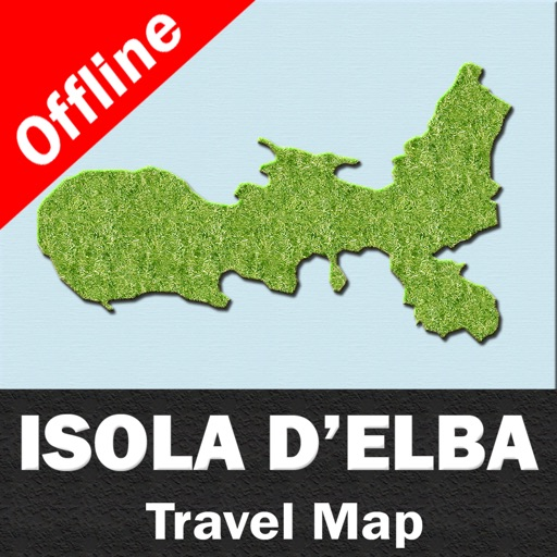ELBA ISLAND – GPS Travel Map Offline Navigator