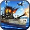 海军战舰炮手舰队 - 二战战争船舶模拟器