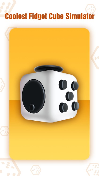 Fidget Cube - Glide, Flick & Spin Finger Simulator screenshot-0