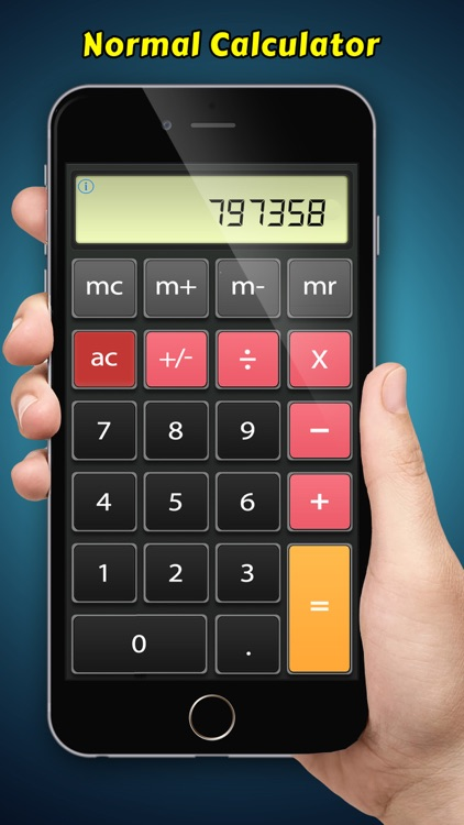 Calculator Pro + screenshot-2