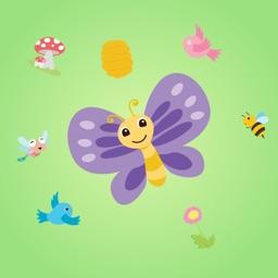 Cartoon Spring Animals