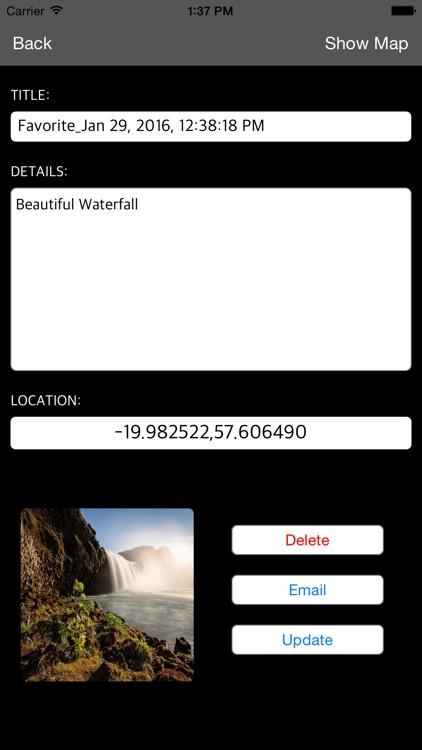 CAPE VERDE (SANTIAGO I) – GPS Travel Map Navigator screenshot-3