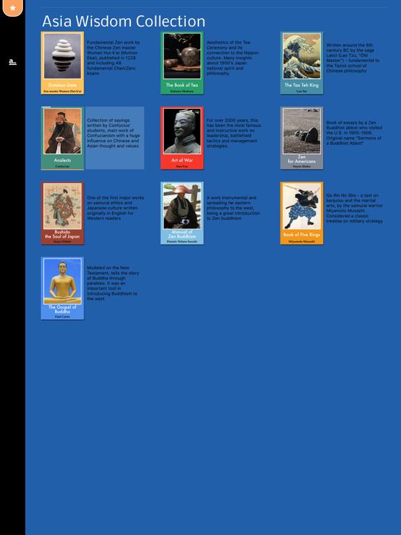 Asia Wisdom Collection  - Universal Appのおすすめ画像3