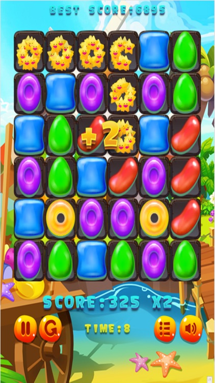 Sweet Candy Crack No Ad screenshot-4