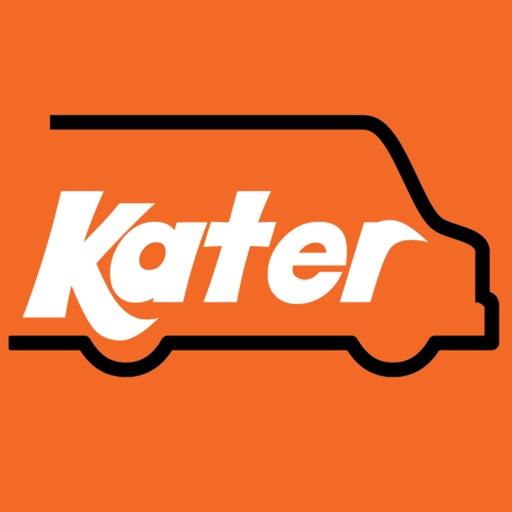 Kater - Find, book food trucks & order food online