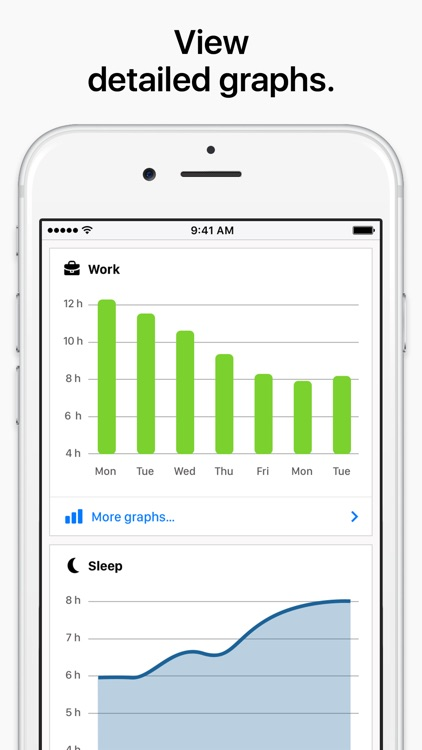 Life Cycle - Track Your Time Automatically screenshot-3