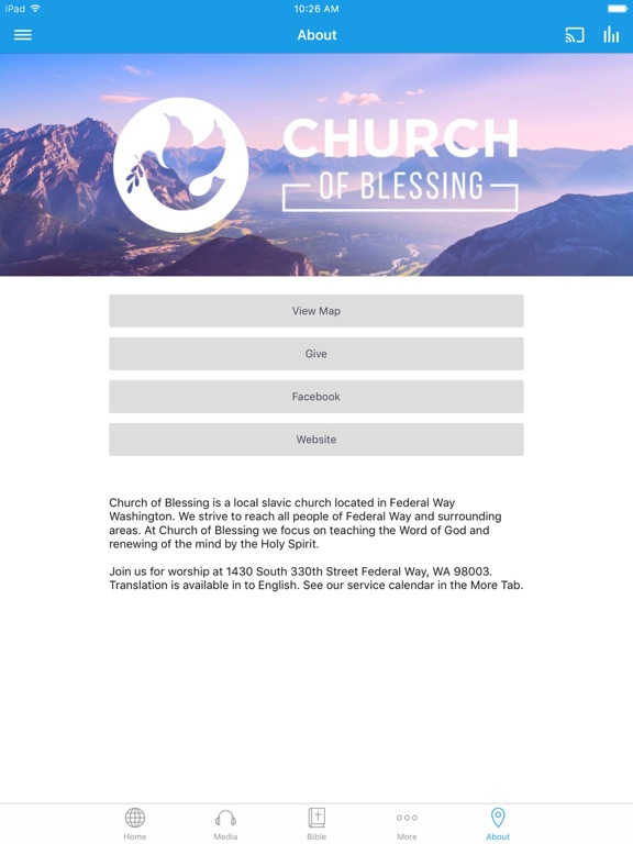 Church of Blessing screenshot 6