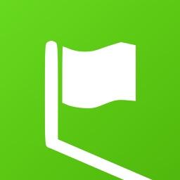 Golf Sight: Slope-Adjusted Rangefinder