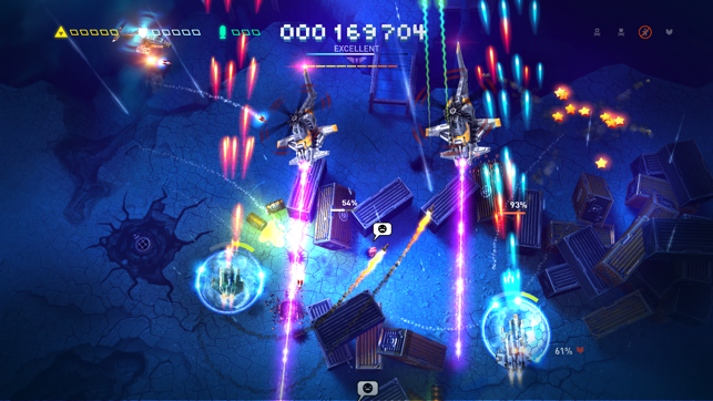 ‎Sky Force Reloaded Screenshot