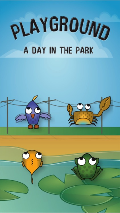 Playground - A Day in the Park.