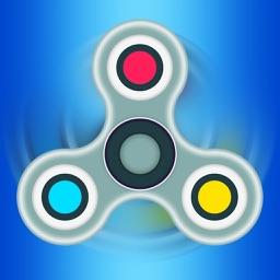 Fidget Spinner - Hand Finger Spinner Simulator
