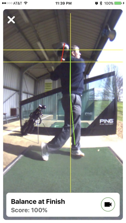 Swingbot: Golf Swing Video Analysis Coach